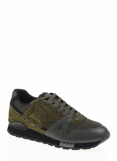Hummel Sneakers Haki